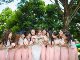 Wei Fei + Christine Wedding Day 02102016