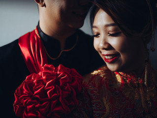 Hang Yan + Kiko Wedding Day 17March2019