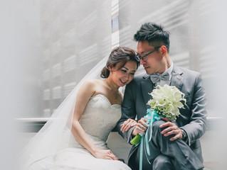 Chun Zau + Venus Wedding Day 01122017