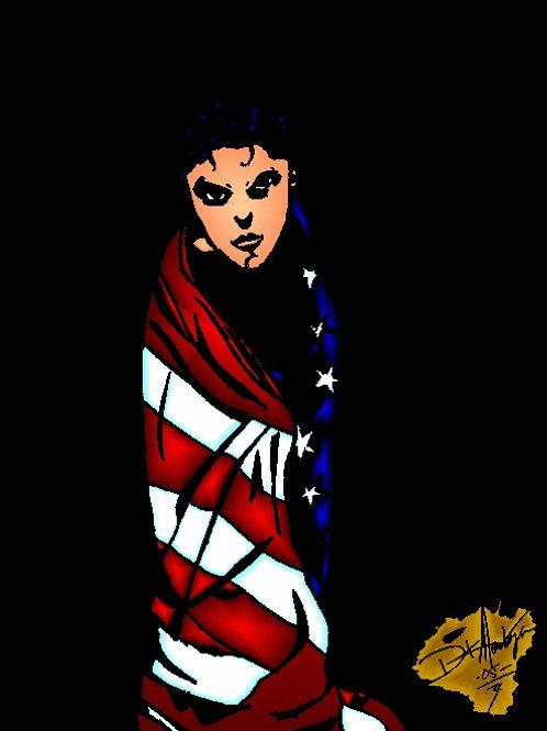 Youth of America by David K. Montoya