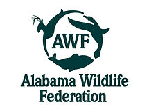 alabama wildlife federation logo