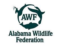 alabama wildlife federation logo