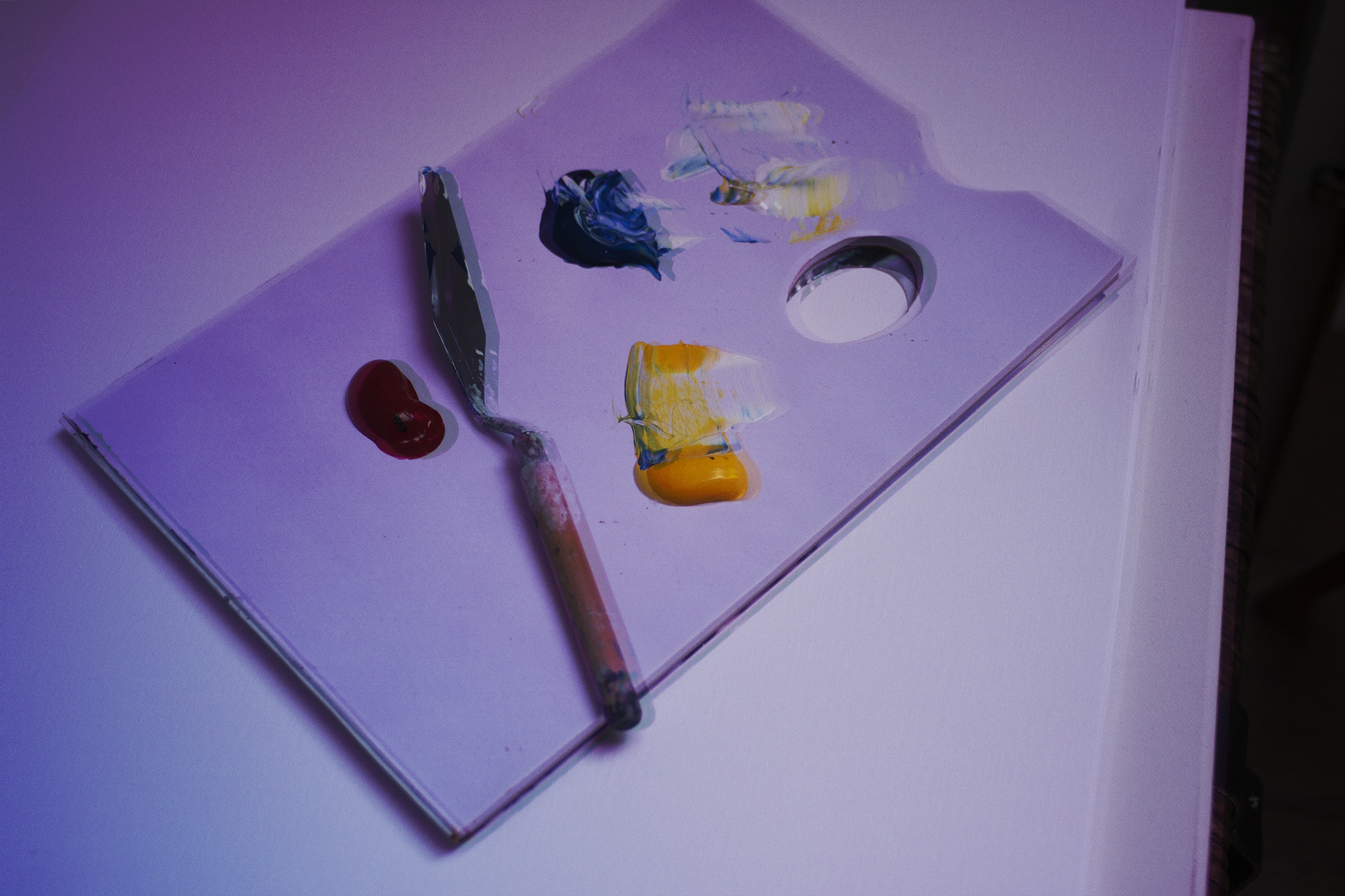 Purple Paints