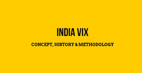 What is India VIX?: Concept, History & Methodology
