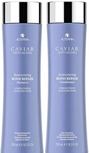 CAVIER Anti-Aging Restructuring Bond Shampoo and Conditioner