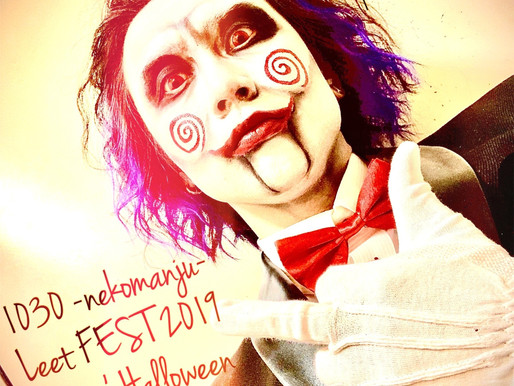 Halloween day 1  -nekomanju-