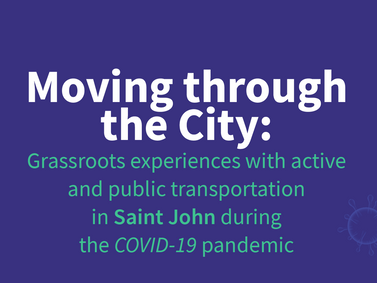 Public Transit and Active Transportation are Matters of Public Health