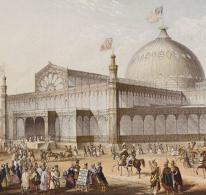 The 1853 World's Fair: Dreams of Paradise