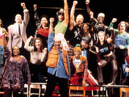 """""""Rent"""" 20 Years Later: Co-Creator Billy Aronson Looks Back"""