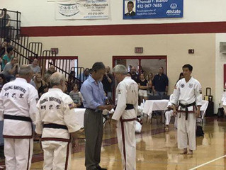 Long-time Houston Area Taekwondo Instructor Earns Rare Grand Master Status