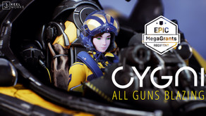 Epic Games Awards KeelWorks MegaGrants for its new game CYGNI: All Guns Blazing!