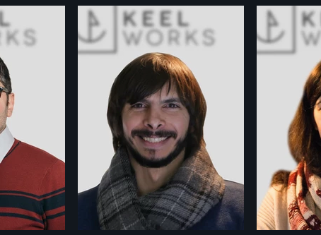 Meet The Creators of Cygni and Co-Founders of KeelWorks.