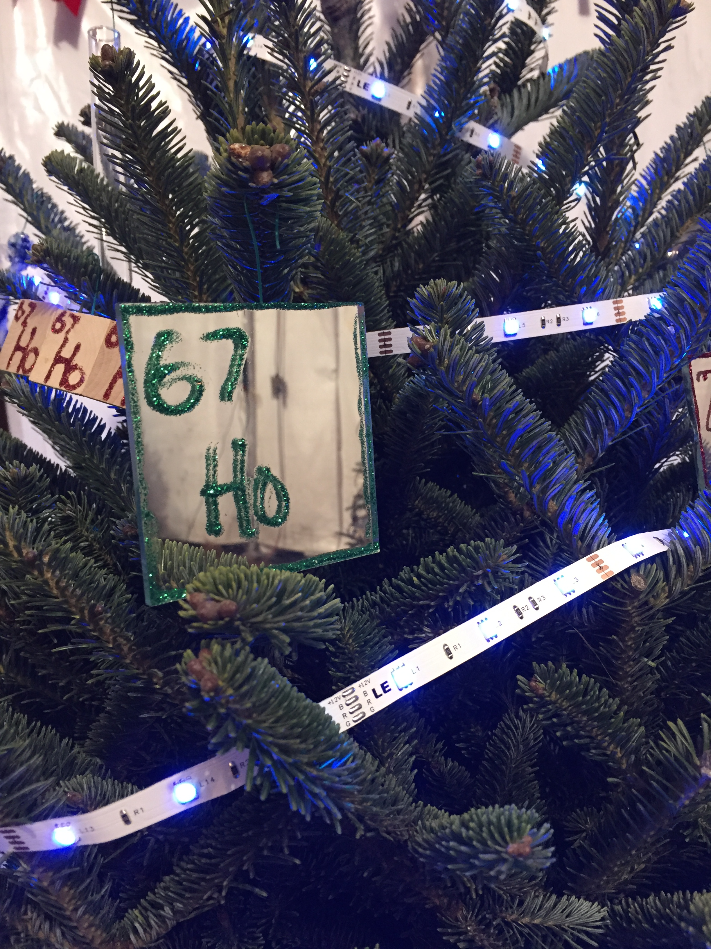 chemisTREE detail
