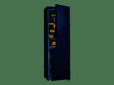 Samsung RB38J7635SA Freestanding No Frost Fridge Freezer