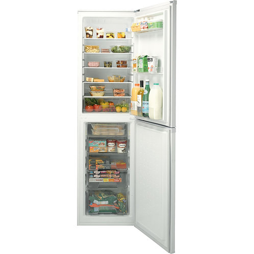 Indesit CVTAA55NF 50/50 Fridge Freezer - White - A+ Rated