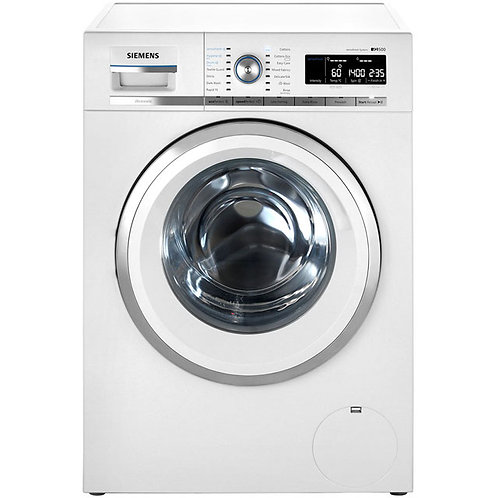 Siemens WM14W750GB IQ-500 9Kg Washing Machine with 1400 rpm - White