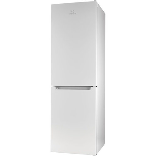 Indesit LR8 S1 W Fridge Freezer in White