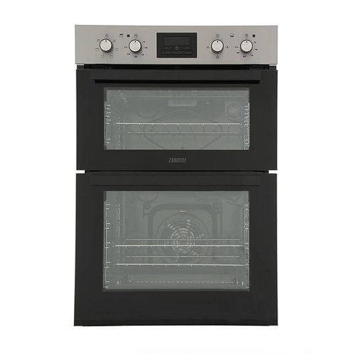 Zanussi ZOD35661XC Double Built In Electric Oven