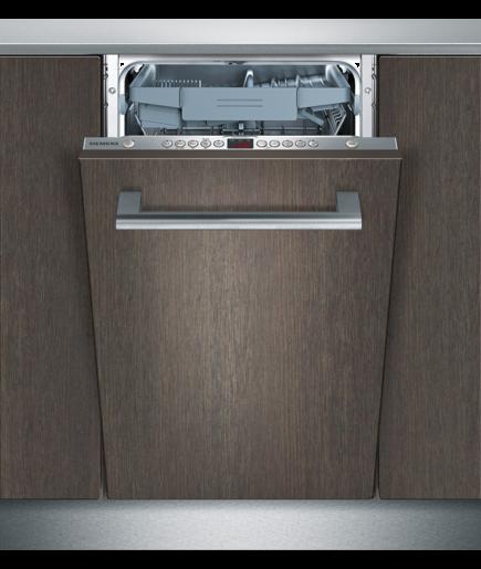 Siemens SR65T081GB Built In Fully Int. Slimline Dishwasher