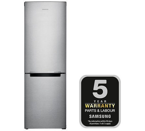 SAMSUNG RB31FDRNDSA/EU 60/40 Fridge Freezer - Silver