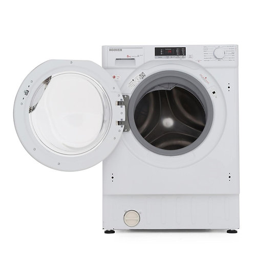 Hoover HBWM 814SAC-80 Integrated Washing Machine