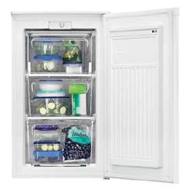 Zanussi ZFG06400WA 50cm Under Counter Freezer in White A+