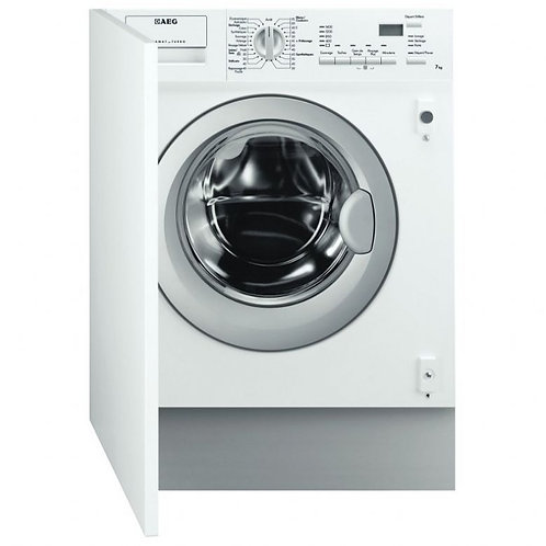 AEG L61470WDBI Integrated 7Kg / 4Kg Washer Dryer