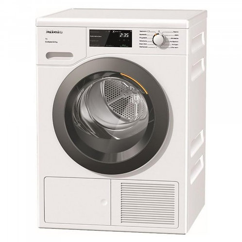 Miele TCF 640 WP EcoSpeed & 8kg T1 Heat-Pump Tumble Dryer