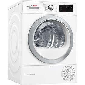 BOSCH WTN85200GB Serie 4 Condenser Tumble Dryer - White
