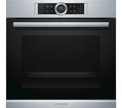 BOSCH Serie 8 HBG634BS1B Electric Oven - Stainless Steel