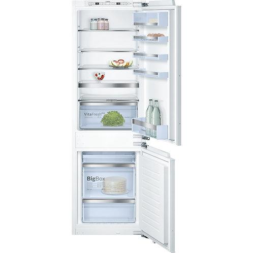BOSCH KIN86AD30G Serie 6 Integrated 60/40 Fridge Freezer