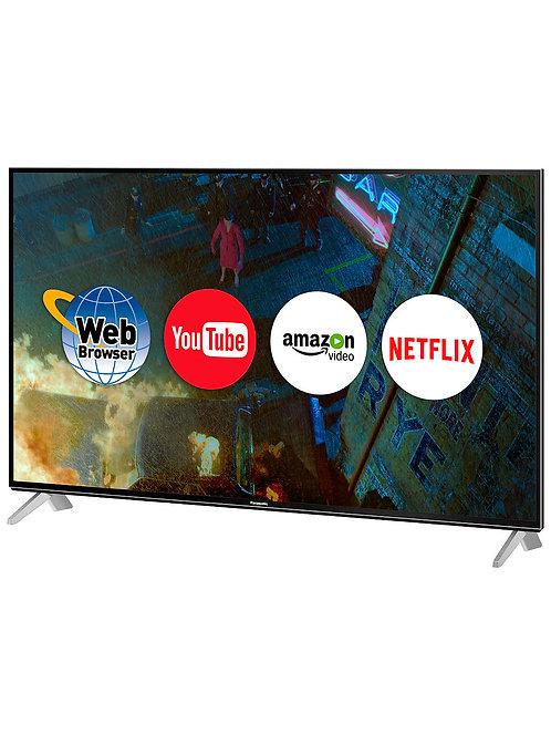 "Panasonic TX-55FX650B LED HDR 4K Ultra HD Smart TV, 55"" with Freeview Play & Swi"