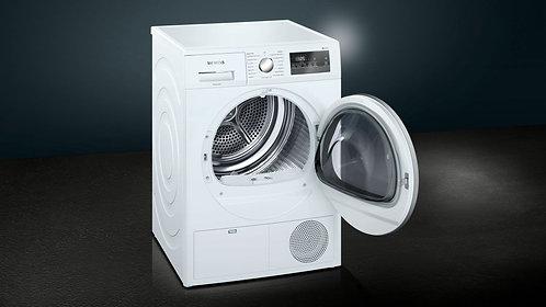 Siemens iQ300 WT45N201GB Condenser Dryer, 8kg