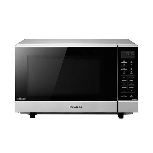 PANASONIC NN-SF464MBPQ Solo Microwave - Stainless steel