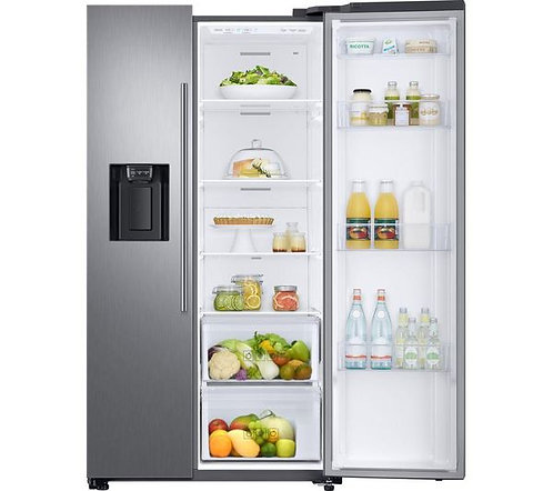 Samsung RS8000 RS67N8210S9/EU American Style Fridge Freezer Matt Stainless Steel
