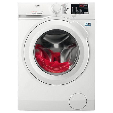 AEG ProSense L6FBI741N 7kg 1400 Spin Washing Machine - White
