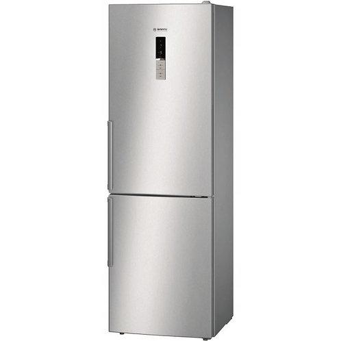 BOSCH KGN36HI32 Serie 6 Smart 60/40 Fridge Freezer - Silver