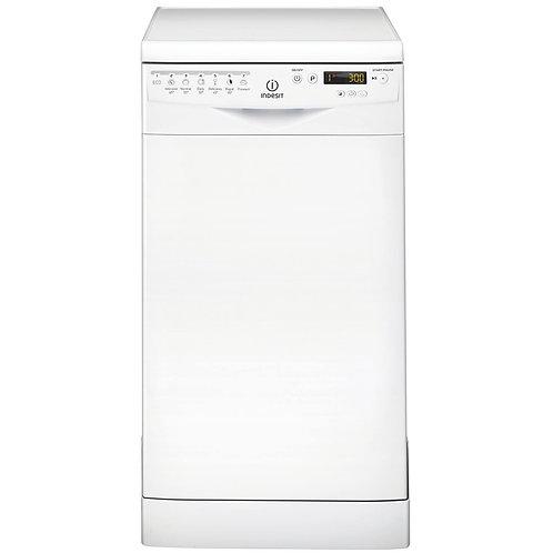 Indesit DSR57B1 Eco Dishwasher White