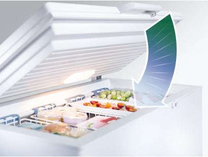 LIEBHERR GT6122 Chest Freezer Comfort 605 Litres Gross Capacity