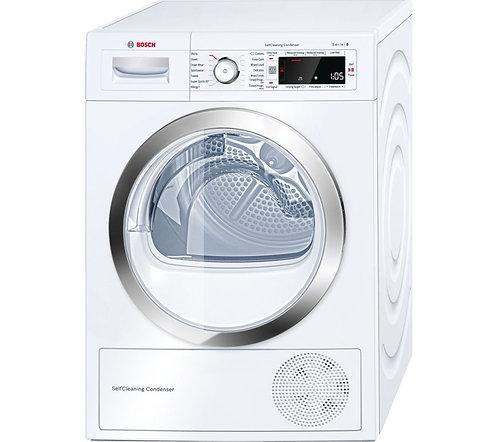 Bosch WTW87560GB Condenser Dryer