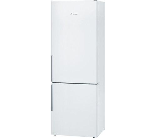 BOSCH Serie 6 KGE49BW41G 70/30 Fridge Freezer - White
