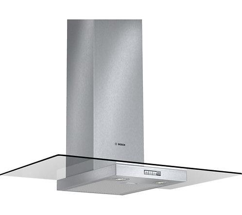 BOSCH Serie 2 Classixx DWA094W50B Chimney Cooker Hood - Stainless Steel