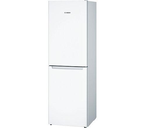 BOSCH KGN34NW3AG 60/40 Fridge Freezer - White