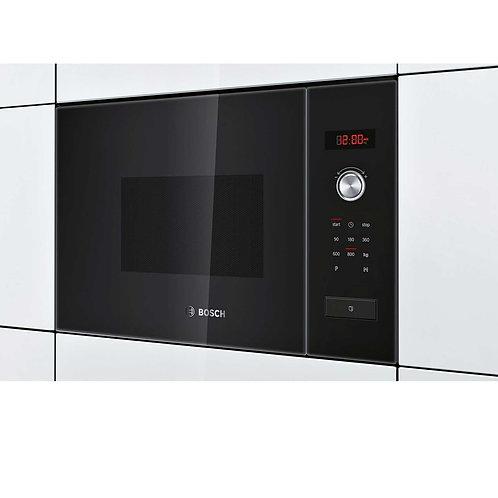 BOSCH Serie 6 HMT75M664B Built-in Solo Microwave - Black