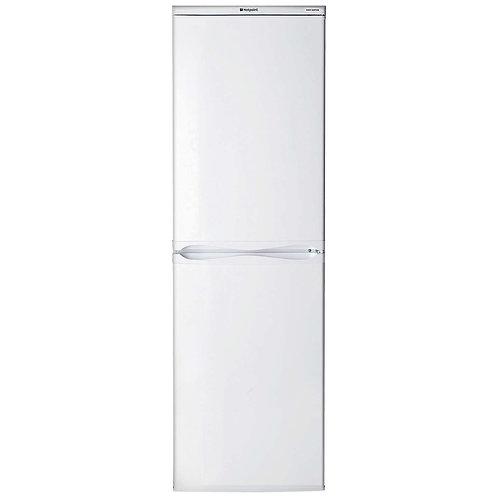 Hotpoint HBD5517W 174cm Tall Static Fridge Freezer White