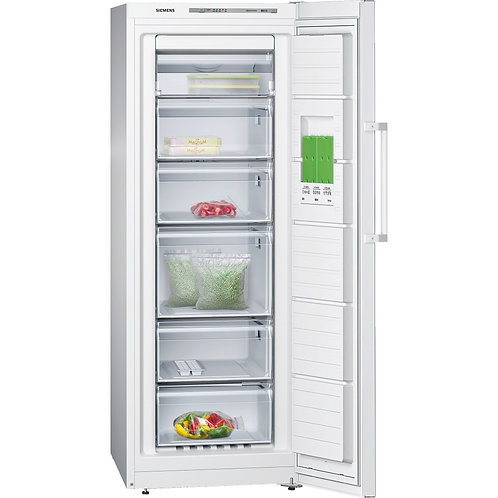 Siemens GS29NVW30G Tall Freezer