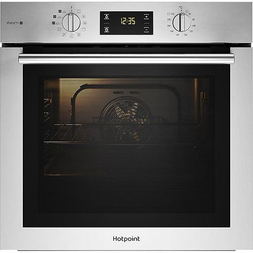 Hotpoint Active Cook FA4S544IXH Built In Electric Single Oven - Stainless SteeL
