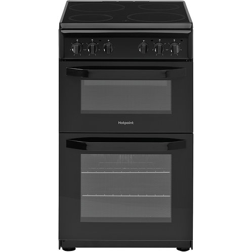 Hotpoint Electric Cooker HD5V92KCB