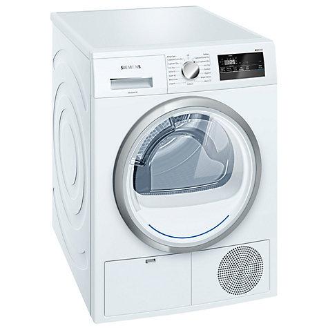 Siemens WT45N200GB 8kg IQ-300 Condenser Dryer