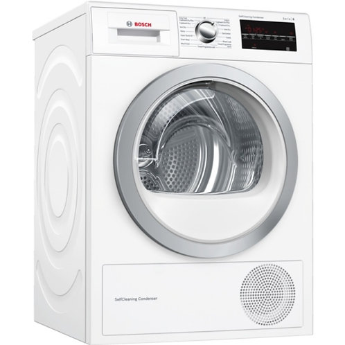Bosch WTW85492GB Condenser tumble dryer with heat pump
